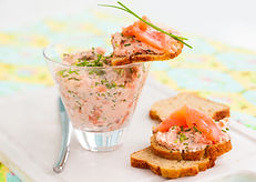 Smoked Salmon Pate Recipe by MorningStar Kitchen