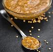 Maple Bourbon Whole Grain Mustard Recipe by MorningStar Kitchen