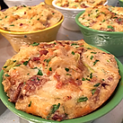 Savory Bread Pudding Recipe by MoringStar Kitchen