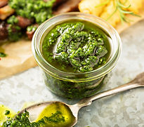 Ramp and Pea Pesto Recipe by MorningStar Kitchen