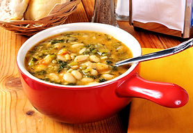Sausage Bean and Kale Soup Recipe by MorningStar Kitchen