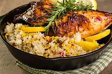 Lemon Grove Chicken from MorninStar Kitchen