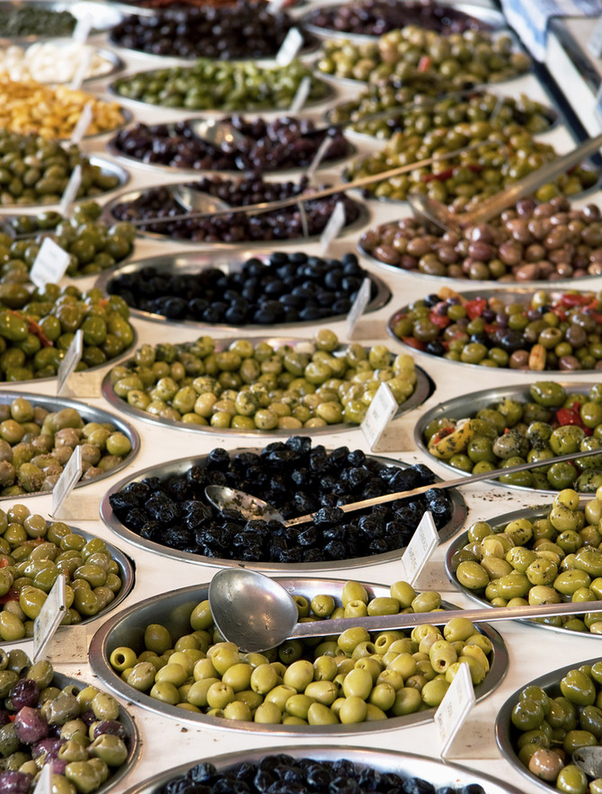 Olives. Anywhere, Any Time!