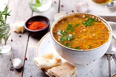 Lentil Soup with Bazaar Seasoning Recipe by MorningStar Kitchen