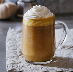 Pumpkin Spice Latter Recipe by MorningStar Kitchen