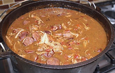 Sausage and Chicken Gumbo Recipe by MorningStar Kitchen