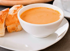 Pacific Coast Salmon Bisque Recipe by MorningStar Kitchen