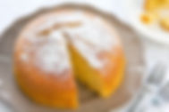 Orange Olive Oil Cake Recipe by MorningStar Kitchen