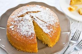 Orange Olive Oil Cake Recipe by MorningStar Kitchen