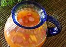 Peach Sangria Recipe by MorningStar Kitchen