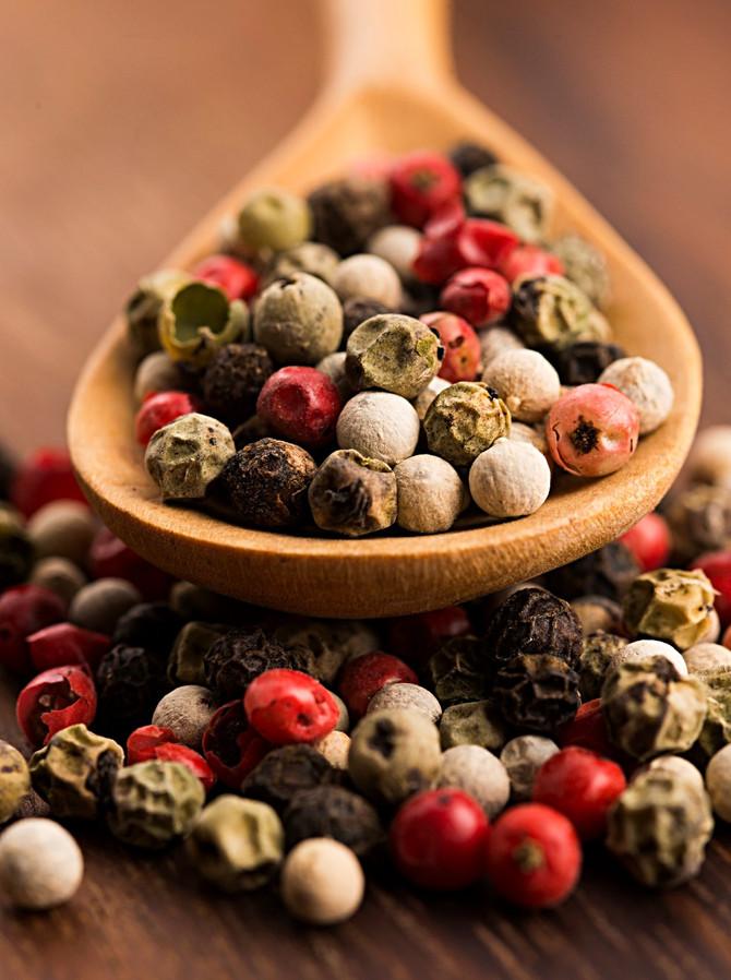 A Primer on Peppercorns