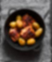 Casablanca Style Chicken by MorningStar Kitchen