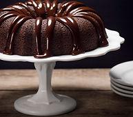 Chocolate Beet Bundt Cake Recipe by MorningStar Kitchen