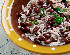 Cuban Black Beans and Rice Recipe from MorningStar Kitchen