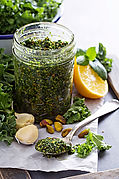 Kale and Pepita Pesto Recipe by MorningStar Kitchen