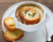 French Farmhouse Onion Soup Recipe by MorningStar Kitchen