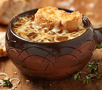 Roasted Onion Soup Recipe by MorningStar Kitchen