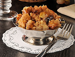 Sweet Potato Bread Pudding Recipe by MorningStar Kitchen