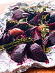 Roasted Beets with Espresso Balsamic Vinaigrette