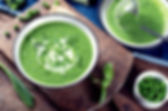 Country French Pea Soup Recipe by MorningStar Kitchen