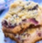 Blueberry Streusel Cake Recipe by MorningStar Kitchen