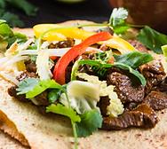 Japanese Style Steak Tacos Recipe by MorningStar Kitchen