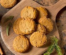 Maple a L'Orange Cookie Recipe by MorningStar Kitchen