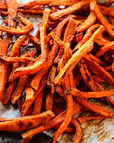 Tradewinds Sweet Potato Fries Recipe by MorninStar Kitchen