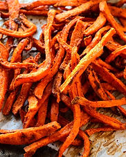 Tradewinds Sweet Potato Fries Recipe by MorningStar Kitchen