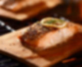 Pacific Coast Planked Salmon Recipe by MorningStar Kitchen