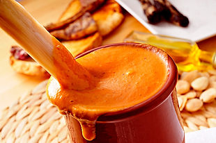 Casablanca Style Romesco Sauce by MorningStar Kitchen
