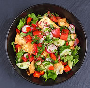 Fattoush Recipe by MorningStar Kitchen