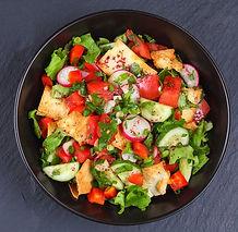 Fattoush Recipe by MorningStar Kitchen