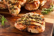 Vermont Style Grilled Pork Chop Recipe by MorningStar Kitchen