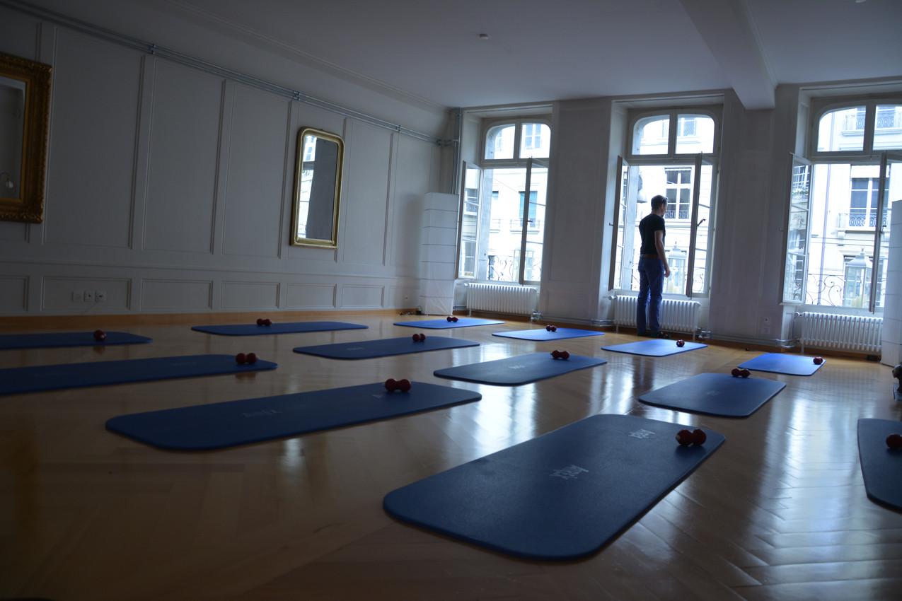 Pilates Raaflaub