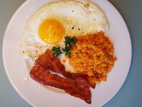 Energiespendendes Frühstück