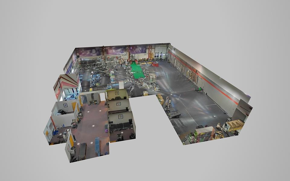 3D Virtual Tour Doll House view