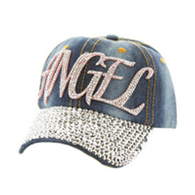 Star Studded Bling Caps