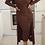 Thumbnail: 2 Piece Cardigan & Matching Strapless Dress Set - 6 Colors