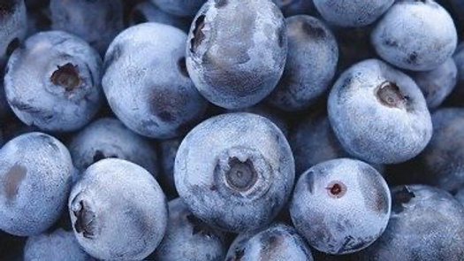 Blueberries from Kenerson's Berry Farm