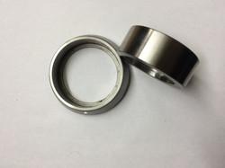 Кольцо и стакан стальные