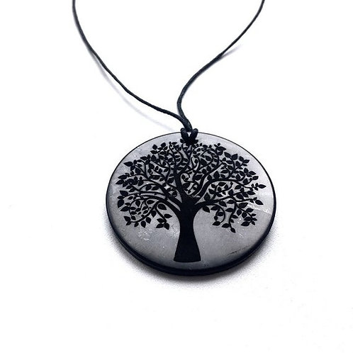 EMF PROTECTION LARGE 5CM TREE OF LIFE NECKLACE