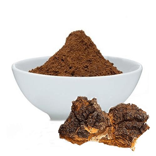 Chaga powder 100 grams