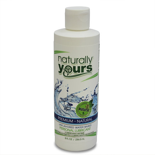 Naturally Yours - Natural Personal Lubricant