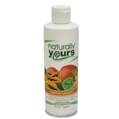 Naturally Yours - Papaya Mango Natural Personal Lubricant