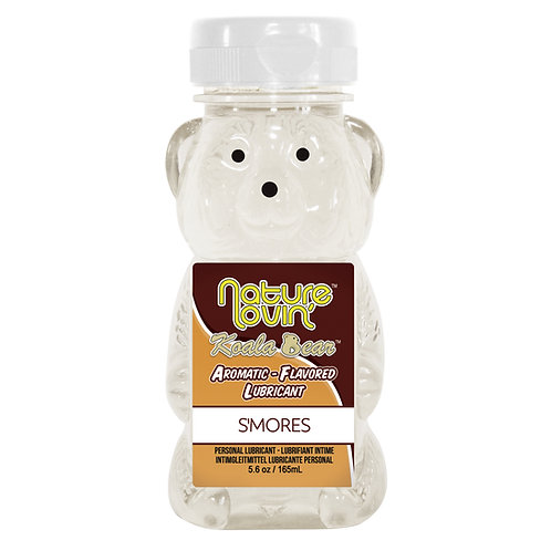 Koala Bear - S'mores Flavored Personal Lubricant
