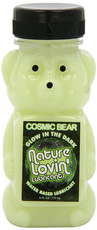Cosmic Bear Glow In The Dark Lubricant