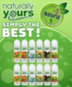 Naturally Yours Natural Lubricant