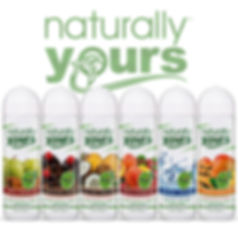 Naturally Yours Premium Natural Lubricants