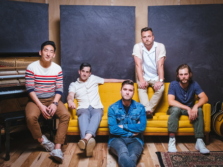 Indie folk-pop band Ivan & Alyosha to perform with Seattle Symphony